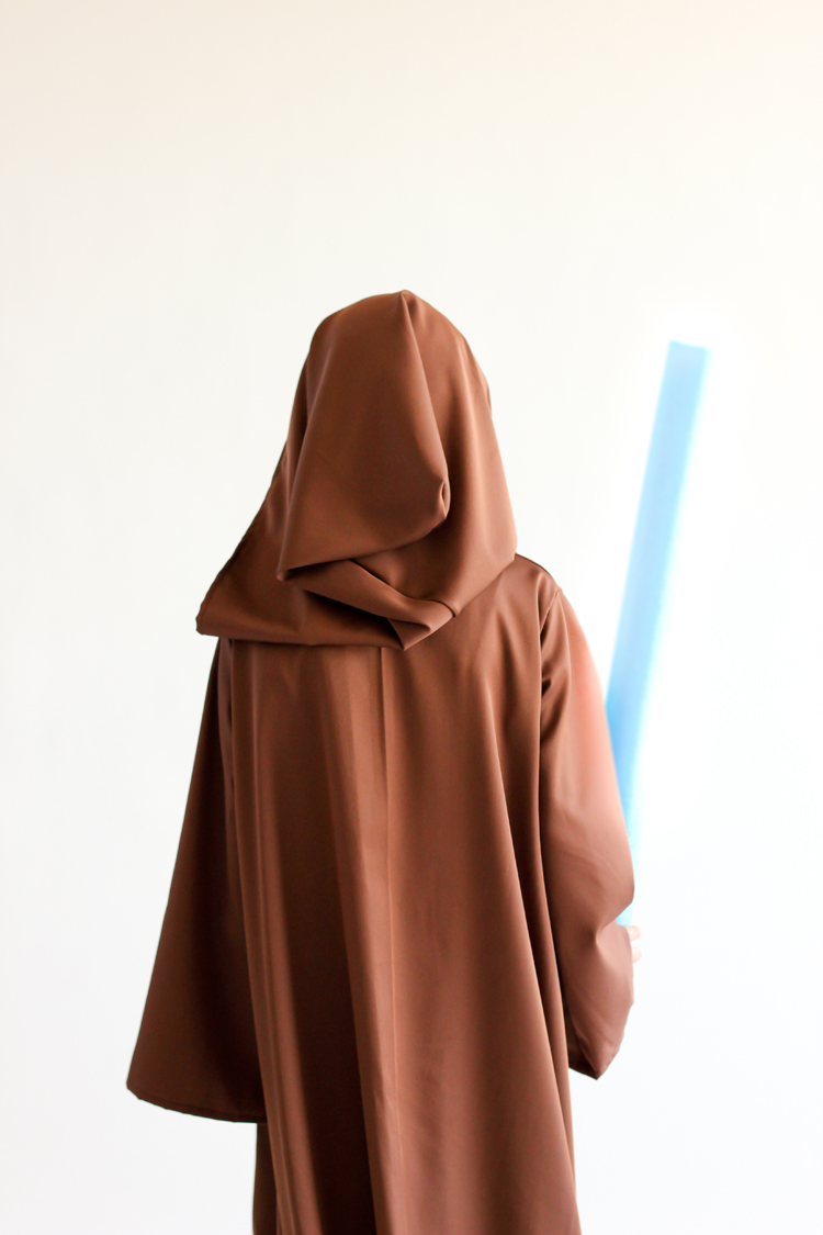Star Wars Jedi Costume Tutorial // Delia Creates