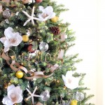 Floral Christmas Tree – Michaels Makers Dream Tree 2015