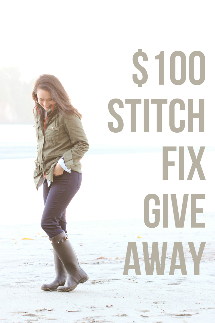 Stitch Fix Review + Giveaway // Delia Creates