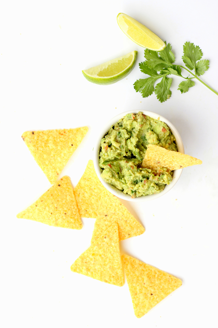 Easiest Guacamole Ever // Delia Creates