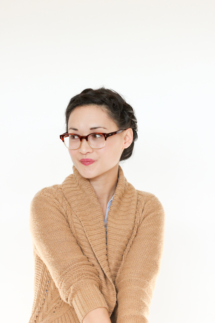 David Kind glasses review // Delia Creates