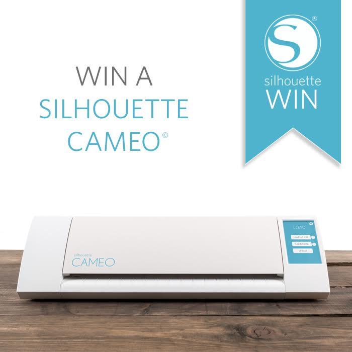 Win a Silhouette Cameo! at www.deliacreates.com
