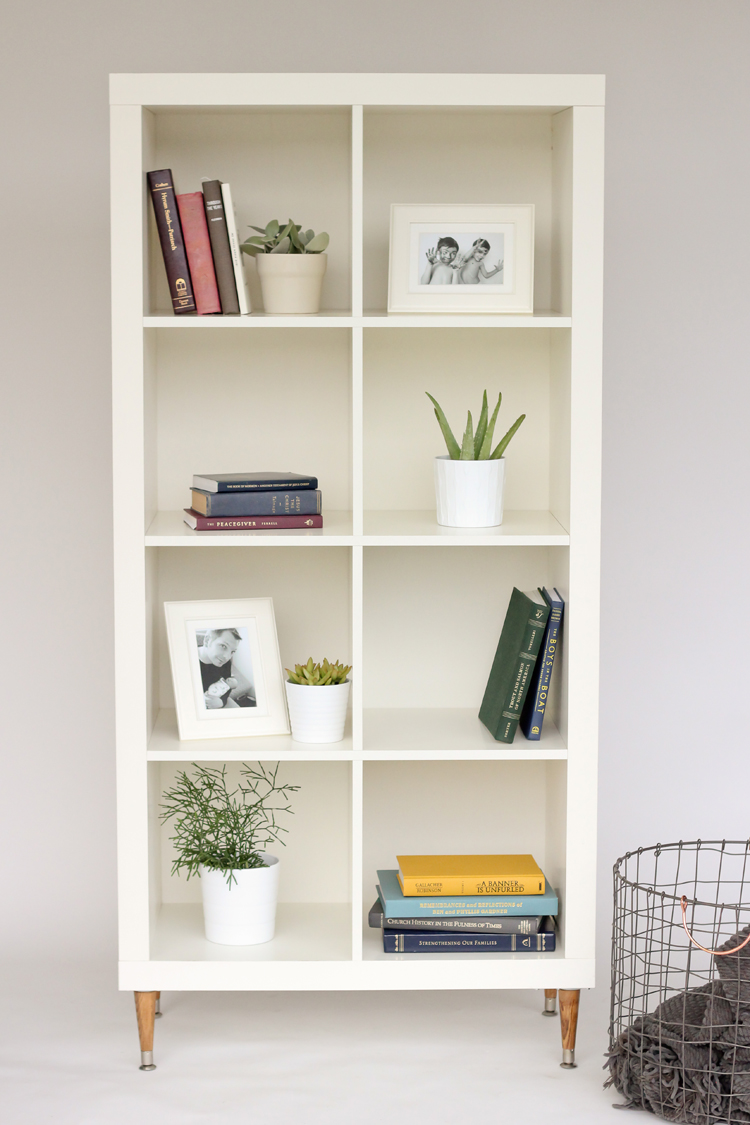 Ikea kallax expedit hack tutorial for Kallax ideen wohnzimmer
