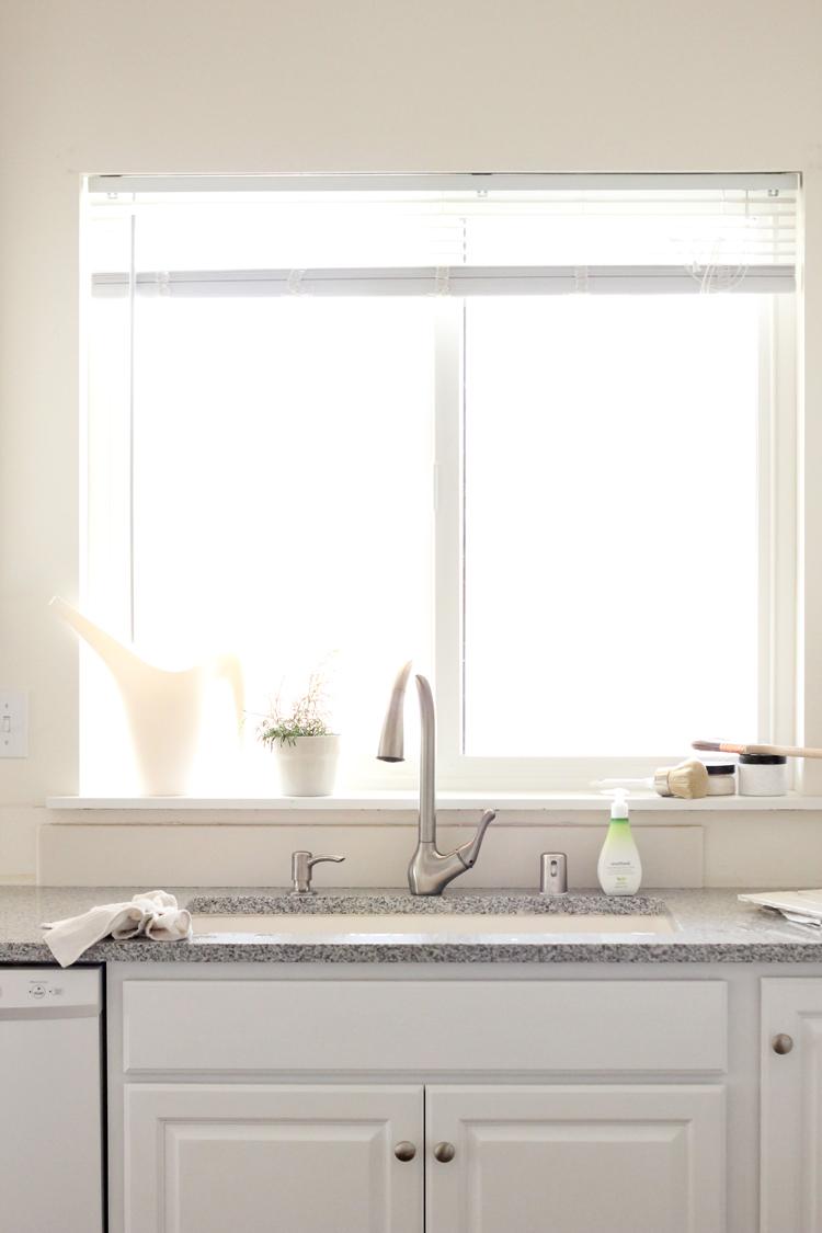 Kitchen Renovation Series Installing A Tile Back Splash