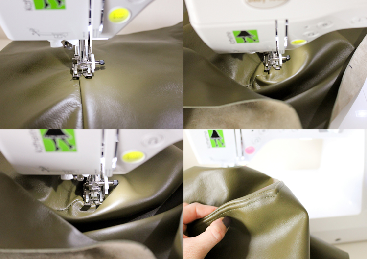 How To Sew Leather On A Home Sewing Machine Best Sewing Machine