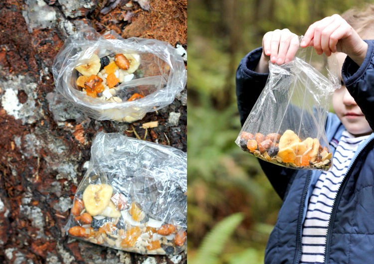 Easy, Healthy Nut-Free Trail Mix Recipe // www.deliacreates.com
