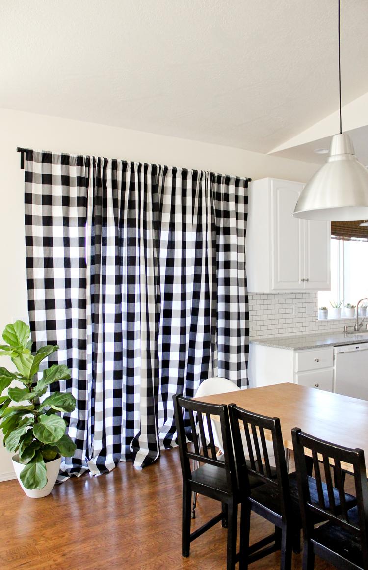 Light Blocking Curtain Panels