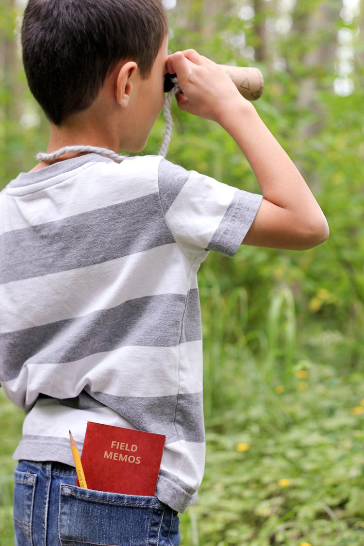 Six EASY Ways To Get Kids To Unplug This Summer // www.deliacreates.com