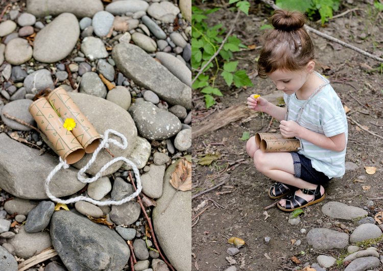 Six EASY Ways To Get Kids To Unplug This Summer // www.deliacreates.com