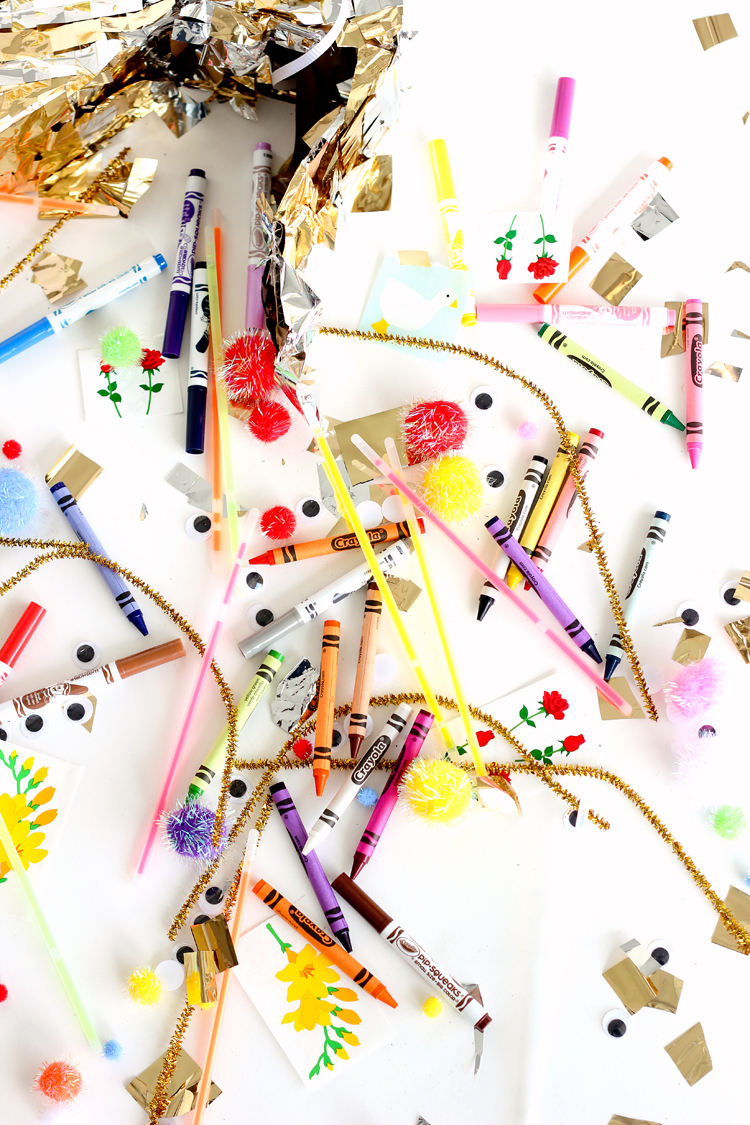 15 Non Candy Pinata Filling Ideas