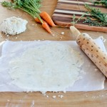 Chicken Pot Pie with Herbed Pie Crust Recipe – Dairy Free!