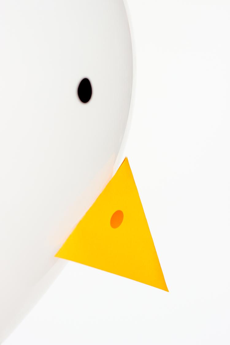 Paper Balloon Farm Animals - Free Cut Files! // www.deliacreates.com