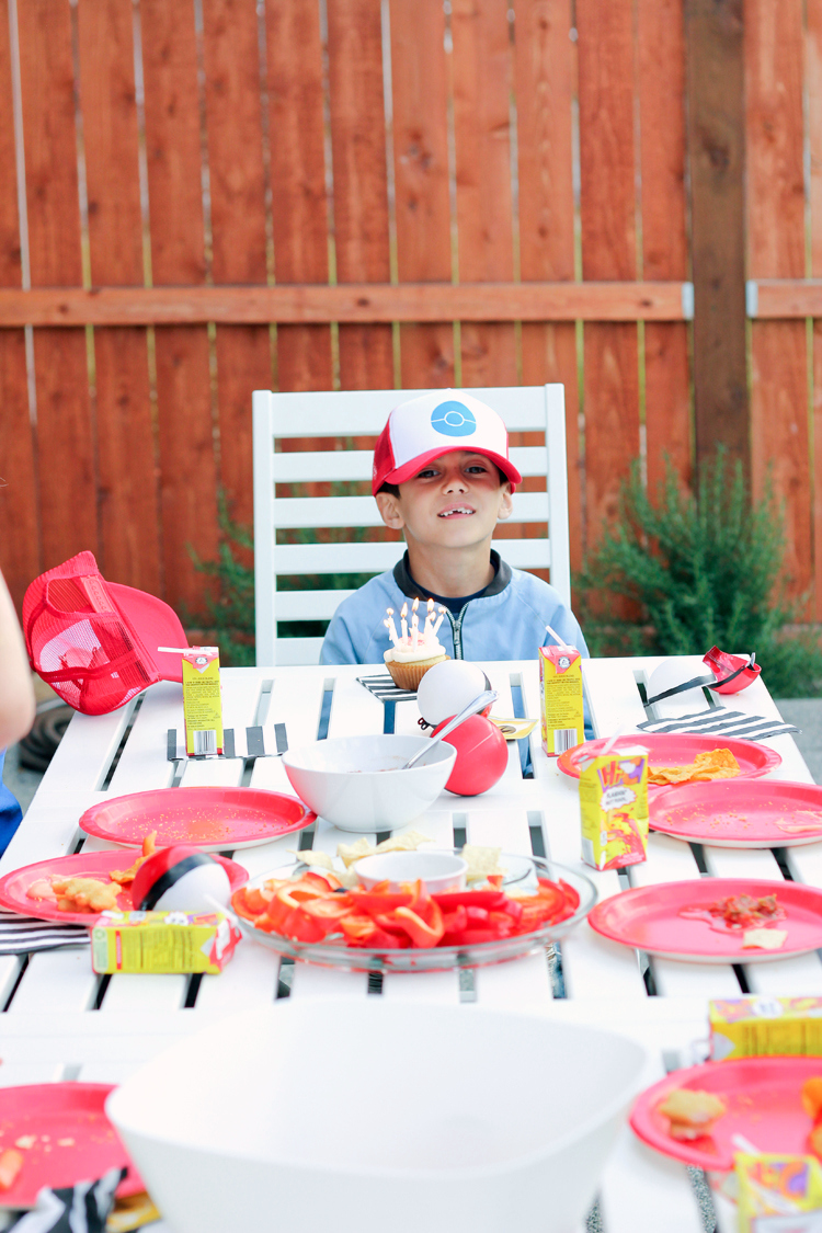 Pokemon Birthday Party // www.deliacreates.com