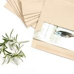 Holiday Card Rosemary Wreaths (+$300 Minted Giveaway)