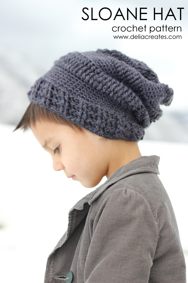 Sloane hat crochet pattern bankloansurffo Gallery
