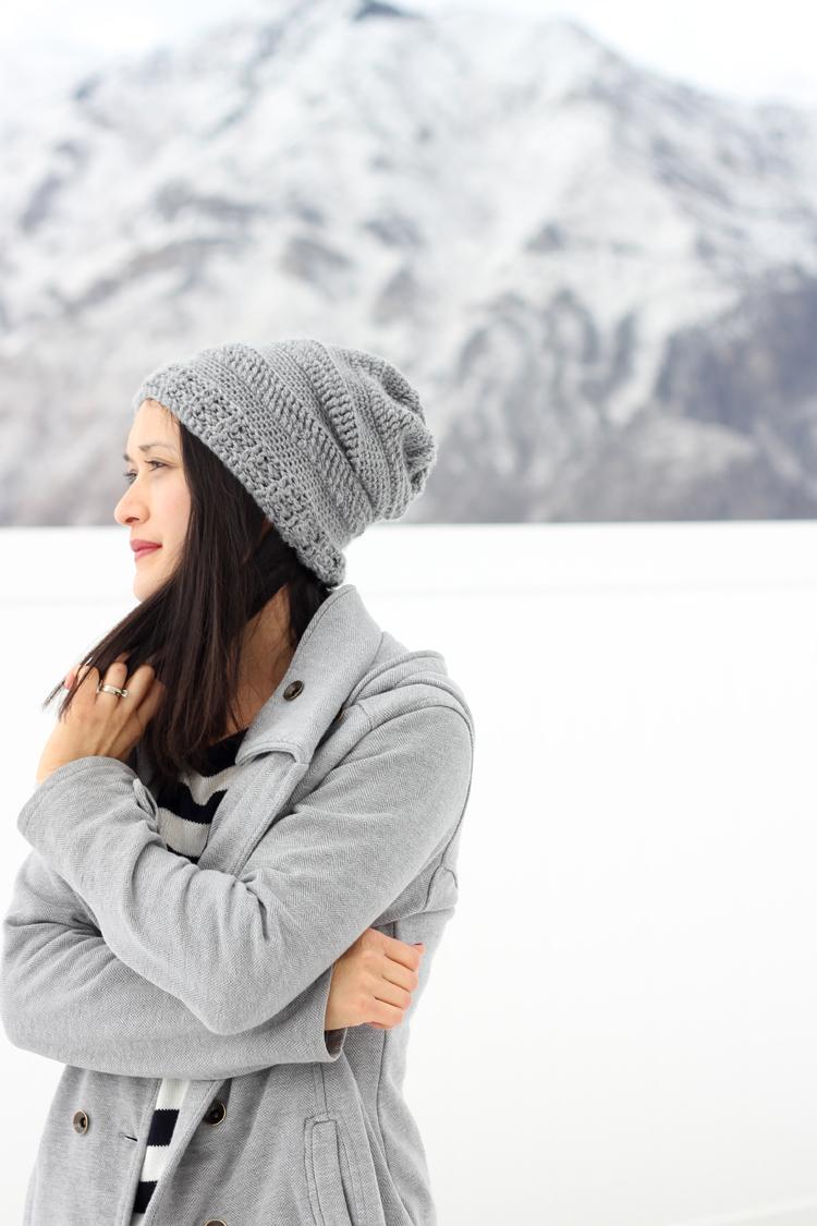 Sloane Hat Crochet Pattern