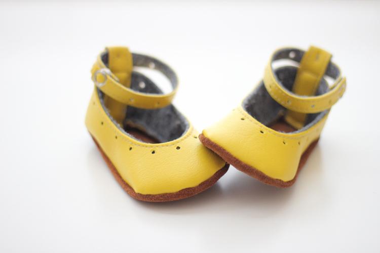 3ff02b1536e7d Natty Jane Baby Shoe Sewing Pattern