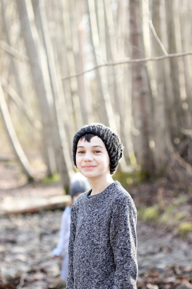 Ashton Beanie Crochet Pattern // www.deliacreates.com