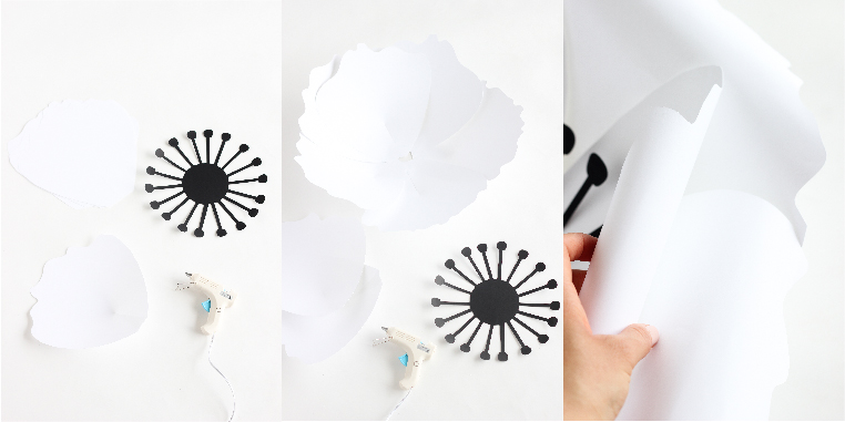 giant paper flowers free cut files wwwdeliacreatescom