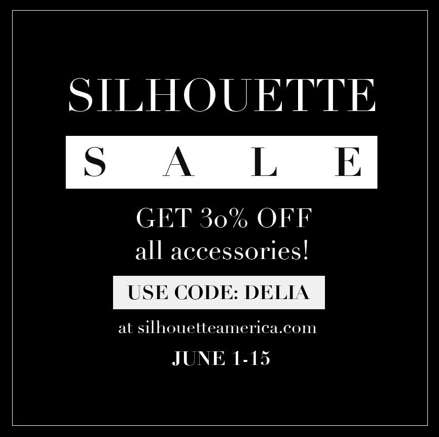 Silhouette Sale Square