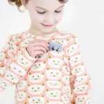 Kitty Pajamas + free pocket kitty pattern