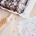 Dairy Free Peppermint Chocolate Bark + Win Her Wish List Holiday Giveaway