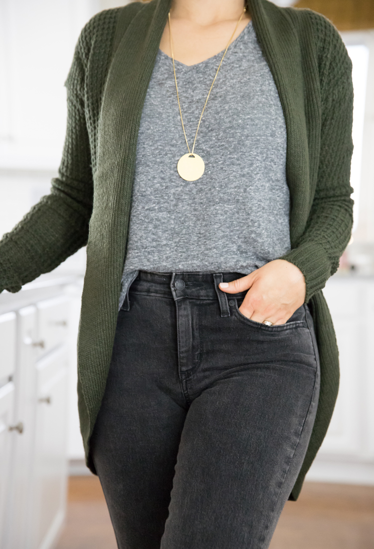 Win Her Wish List Giveaway with Signature by Levi Strauss // www.deliacreates.com