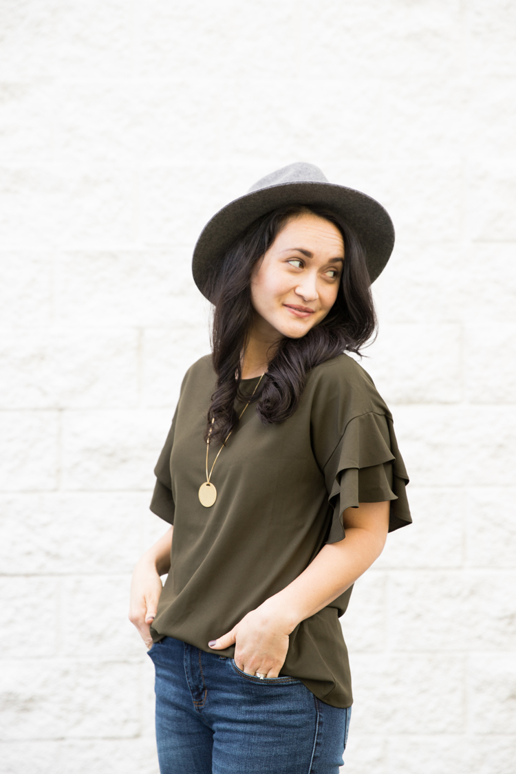 How to get a Stitch Fix you LOVE on a budget! // www.deliacreates.com