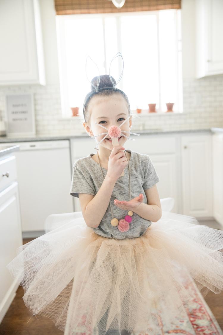 Ballerina Bunny Birthday Party // www.deliacreates.com