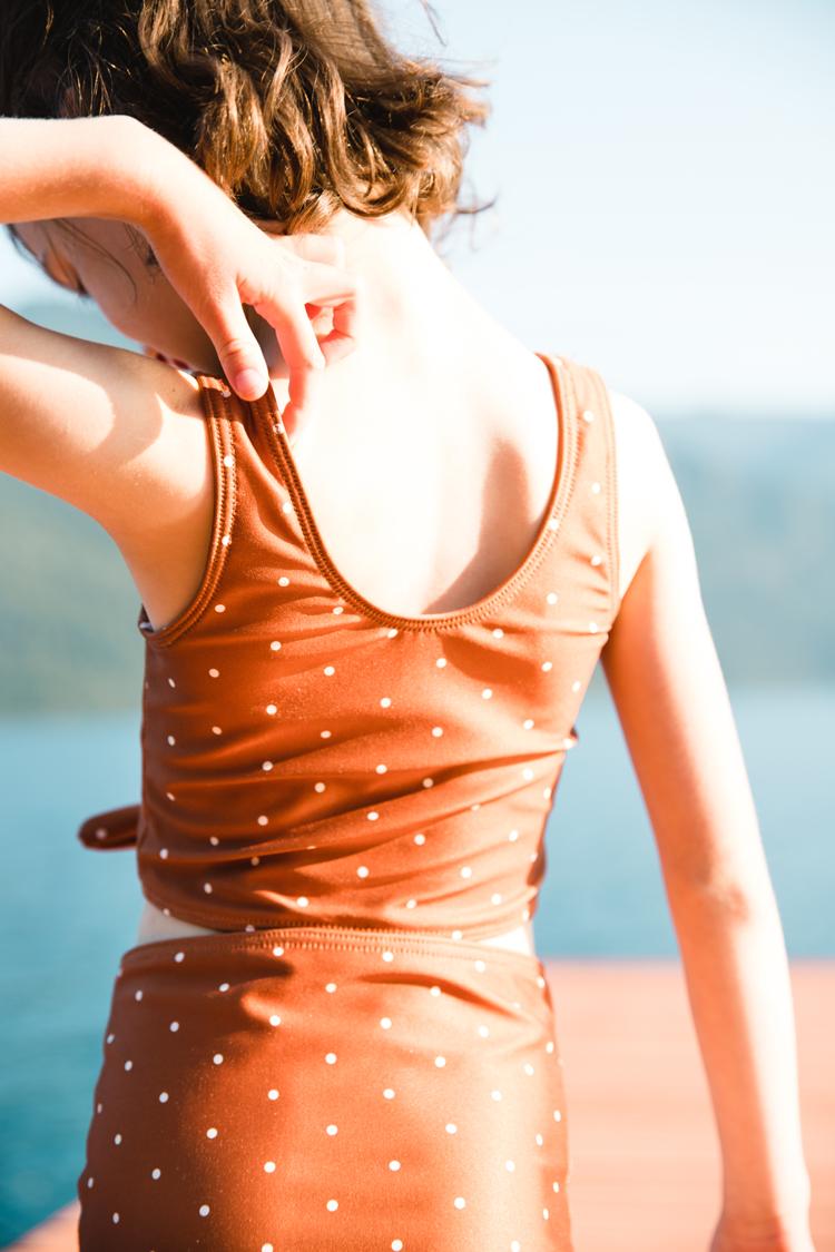 Sewing Swim Suits // www.deliacreates.com