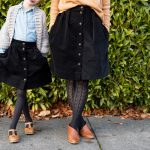 Mommy + Me Corduroy Skirts