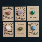 You Rock Valentines – Free Printable
