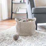 Crochet Basics: How To Make A Basket