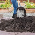 How to save money on soil for your raised beds.