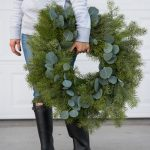 Fresh Evergreen Wreath Tutorial