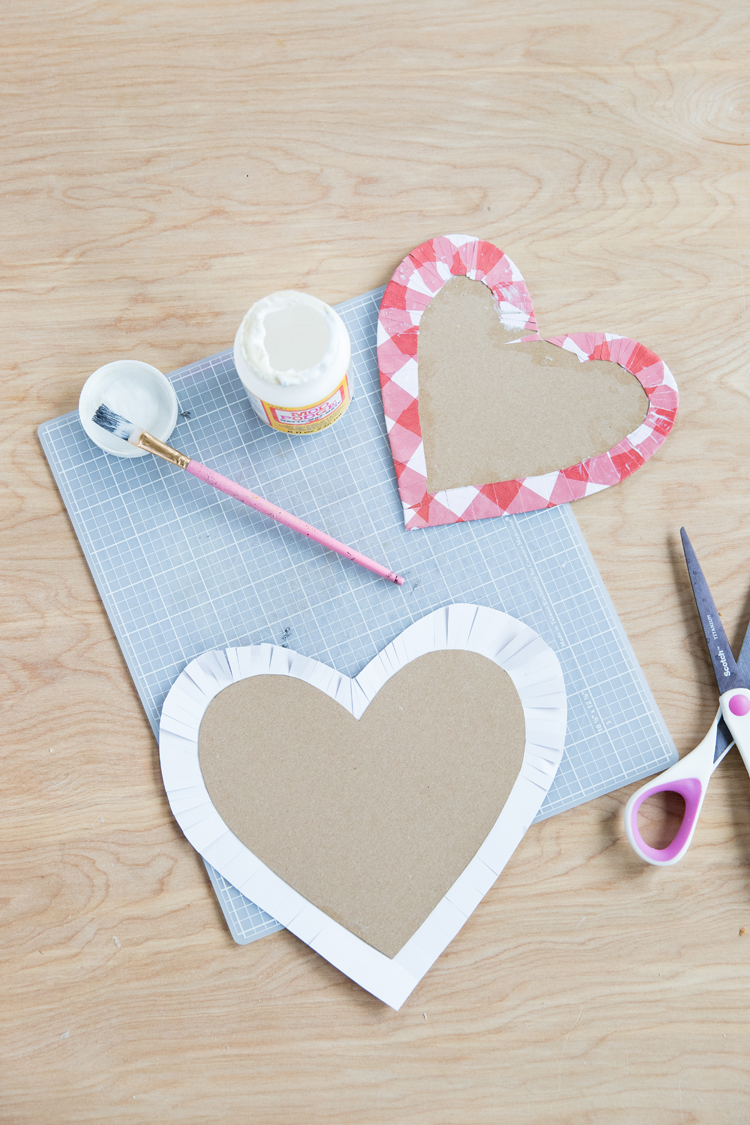 Cereal Box to Candy Heart Box - free template // www.deliacreates.comm