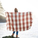 Crochet Gingham Throw Blanket – Free Pattern