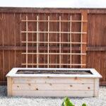 Lattice Garden Trellis – 2 Tutorials in 1