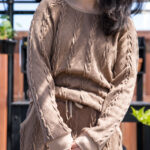 Sewing your own Leisure Wear – Hudson x Linden Mash Up